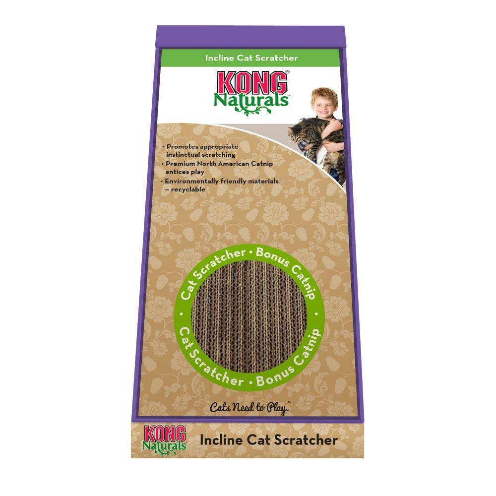 Kong Company Natural Double Scratcher Cat Toy