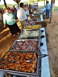 Country Buffet For A Wedding Reception Under An Open Barn. Chicken ... Best 25 Barn Weddings Ideas On Pinterest Reception Have A Wedding Reception Thats All You Wedding Reception Food 24 Best Beach And Drink Images Tables Bridal Table Rustic Wedding Foods Beer Barrow Cute Easy Country Buffet For A Under An Open Barn Chicken 17 Food Ideas Your Entree Dish Southern Meals Display Amazing Top 20 Youll Love 2017 Trends