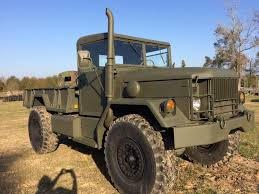 100 Deuce And A Half Truck Kaiser Bobbed A HLF Military For Sale