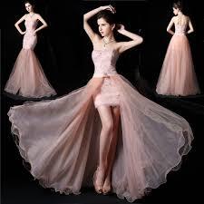 online get cheap high low evening dress gowns aliexpress com