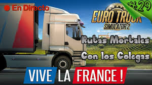 ETS2 / Euro Truck Simulator 2 DLC Vive La France #29 - Seguimos De ... Endless Truck Online Game Famobi Webgl Amazing Monster Android Source Code Templates Driving Games Landsrdelletnereeu Get Rid Of Problems Once And For All How Can Help Kids Hook Up Cars Games Hook Online Gta New Vehicle And Mode Revealed Nothing But Geek 3d Emergency Parking Simulator Real Police Fire Amazoncom Trucker Realistic Car Racing Multiplayer 2d 1mobilecom