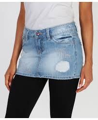shop for womens denim mini skirts krisp