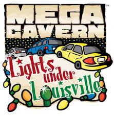 Mine for Christmas spirit at the MEGA Cavern