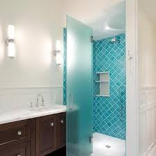 fabulous design for turquoise glass tile ideas turquoise blue