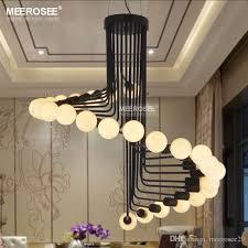 2017 new modern chandeliers lighting fixture creative metal