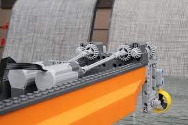 Lego Ship Sinking 3 by Ducted Propellers Still Slow After All These Years A Lego