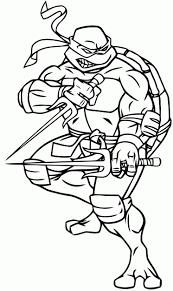 Coloriage Tortue Ninja 23 Jecolorie 3393 Tortues Ninjas Donatello
