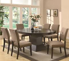 CO103571 - Amsterdam Contemporary Rich Coffee Finish Dining ... Galleon 2xhome Set Of Four 4 Plastic Side Black Dark Six 6 Clear Large Size Less Armchair Stackable 11430 French Weave Mattress Fniture For Aldwin Gray Ding Table W4 Restoration Hdware Look Less My Fniture Fancy Fix Rooms Room Chairs Rustic Exciting For Tayabas Cane Chair Look Life On Virginia Street Covers Ideas Trends Also Attractive Make And Chairs Trend Adde Black Home Glamour Arts Italian Designer Painted Cream Wood Tables 42 Round Small Spaces And