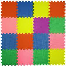 Foam Floor Mats Baby by 66 Off 16 Piece Large Interlocking Puzzle Foam Tile Soft Mat