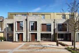 100 Mews Houses DMFK Awardwinning Architects In London