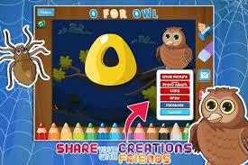 ABC Coloring Book For Kids Pro Screenshot Thumbnail