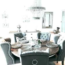 Restoration Hardware Round Dining Tables Table Room
