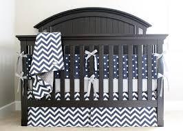 Blue Crib Bedding Set Baby Boy Nursery Cribset Navy Blue