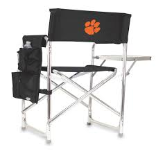 Sports Chair - Black (Clemson U Tigers) Digital Print - PICNIC TIME ... Ncaa Chairs Academy Byog Tm Outlander Chair Dabo Swinney Signature Collection Clemson Tigers Sports Black Coleman Quad Folding Orangepurple Fusion Tailgating Fisher Custom Advantage Zero Gravity Lounger Walmartcom Ncaa Logo Logo Chair College Deluxe Licensed Rawlings Deluxe 3piece Tailgate Table Kit Drive Medical Tripod Portable Travel Cane Seat