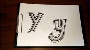 100 Grafitti Y ADIM ADIM GRAFFT HARF How To Draw Letter In Graffiti