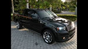100 Ford Harley Davidson Truck For Sale 08 F150 Edition YouTube