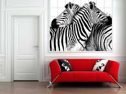 Black And Red Living Room Decorating Ideas by 21 Modern Living Room Decorating Ideas Incorporating Zebra Prints