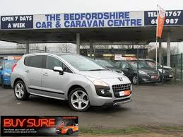Used Silver Peugeot 3008 For Sale | Bedfordshire