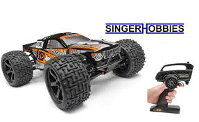 100 Hpi Rc Trucks HPI 110 BULLET ST 30 RC Monster Truck RTR Nitro 4WD 24Ghz