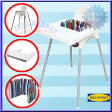 Ikea Antilop High Chair Tray by For Sale Antilop Highchair With Safety Belt Plus Barnslig And