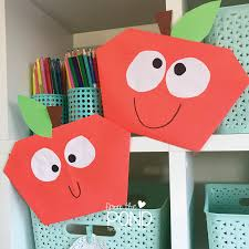 A Few Steps To Follow Folded Paper Projects Are Great Because They Yield More Original Creations From The Children And Over Time Can Become