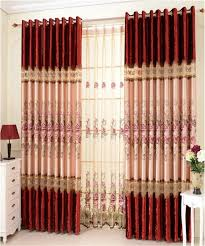 Red Curtains Living Room Ideas by Living Room Awesome Curtain Design For Living Room 2016 With Red