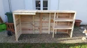 Alluring Kitchen Bar Table And Stools DIY Pallet Wood 101 Pallets