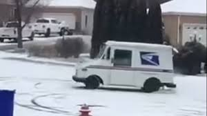 Mailman Takes A Break From Delivering Packages To Do Donuts Post Office Truck Stock Photos Images Lafayette Mail Stranded In Water Grumman Llv Wikipedia Around Acworth Us Carriers Honor Virginia Galvan Only On Kron Usps Mail Truck Stolen In Oakland Covered Amazon Blame Postal Service For Issues That Led To Blockade Of Private At Portland Facility Postalmag Neither Snow Nor Hailthe Needs A New Get Khoucom Worker Hospital After Being Hit By Alleged Triad Worker Delivers Holiday On Christmas Eve We Dont Have To Obey Traffic Laws Shot Killed Dallas Freeway Fort Worth Star