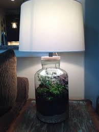 Target Fillable Lamp Base by Fillable Glass Cylinder Collector U0027s Table Lamp U2026 Love This Idea