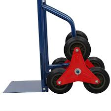 440lb Stair Climbing Climber Moving Dolly Hand Truck Warehouse ...