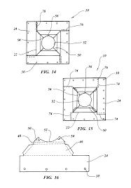 Josam Floor Drain Basket by Patent Us7946087 Roof Drain Sump Box Google Patents