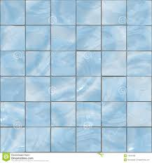 Blue Glass Tiles Seamless Texture