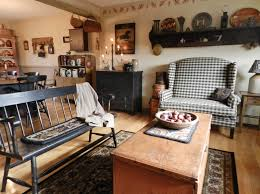 articles with primitive living room curtains tag country living