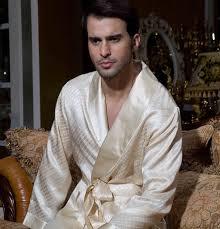 robe de chambre satin homme robe de chambre pour homme