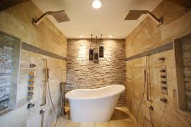 large and luxurious walk in showers hgtv