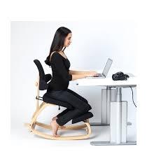 si e assis genoux variér siège ergonomique sièges assis genoux et assis debout