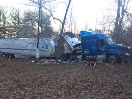 Truck Crosses Ky. 461, 80 Intersection, Crashes Into Trees   News ... Lexington Kentucky Aths National Truck Show 2018 The Ending Youtube Freight Semi Truck With Fried Chicken Kfc Logo Driving Home Used 1998 Kentucky 53 Moving Van Trailer For Sale In Forsale Best Used Trucks Of Pa Inc Whayne Louisville Bowling Green Ky Western Star 2004 Clean West Coast Trailers 2001 15 Horse Trailer For Sale Doylemanufacturingcom Mobile Clinic Clinic Treatment 1999 Moving Van Trailer Item G4045 Sold Se