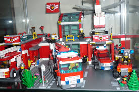 Lego City 7945 – Fire Station | I Brick City