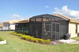 Patio Mate 10 Panel Screen Room by Elite Insulated Aluminum Roof Superior Aluminum