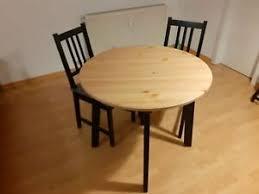 ikea runder tisch mit stühlen