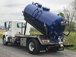 100 Vacuum Trucks Tanks Pik Rite Painted Aluminum Vacuum Tank Pumper