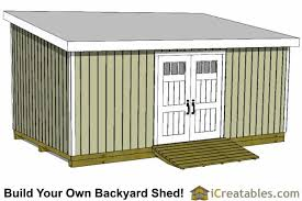 astonishing free storage shed plans 12x20 78 for your outdoor