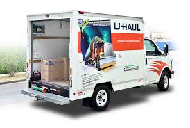 U Haul Moving Truck Rental - Uhaul Moving Truck Stock Photos Images ...