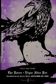 The Raven Tales And Poems Penguin Horror Edgar Allan Poe Guillermo Del Toro 9780143122364 Amazon Books