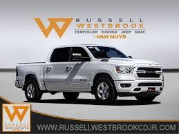 Ram Trucks Dealership | Truck For Sale In Van Nuys, CA | Russell ...