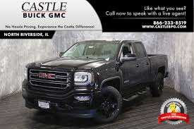 New 2018 GMC Sierra 1500 SLE Extended Cab Pickup In North Riverside ... 2018 Gmc Sierra 2500hd 3500hd Fuel Economy Review Car And Driver Retro Big 10 Chevy Option Offered On Silverado Medium Duty This Marlboro Syclone Is One Super Rare Truck 2012 1500 Work Insight Automotive Gonzales Used 2015 Ford Vehicles For Sale 2017 2500 Hd New Sle Extended Cab Pickup In North Riverside 20 Denali Spied With Luxurylevel Upgrades Cars Norton Oh Trucks Diesel Max My 1974 Custom Youtube Pressroom United States
