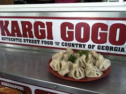 Kargi Gogo - Georgian Food In Downtown Portland. Get The Khinkali ... Food Carts In Dtown Portland Sarah Murphy Travel Pinterest Fire Erupts Dtown Cart Pod Eater 14 Mdblowing Carts How Much Does A Truck Cost Open For Business Portlandoregonusa Love Belizean By Tiffany Kickstarter Aarons Adventures Reviews Spicy Challenges Misadventures With Miso Winner First Cart Explosion Fire Youtube