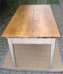 table de cuisine avec tiroir superbe table de cuisine avec plateau chêne 2 grands tiroirs en façade