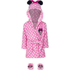 robe de chambre bébé 18 mois peignoir et chausson minnie mouse 18 24 mois peignoir bébé