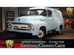 100 1956 Ford Truck Panel For Sale ClassicCarscom CC1177399